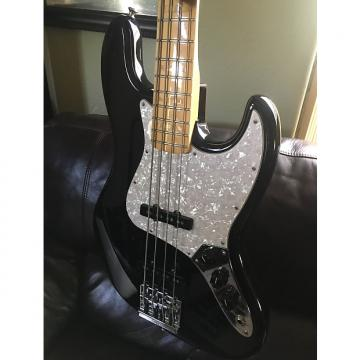 Custom Fender Geddy Lee Jazz Bass Black
