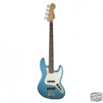 Custom Fender Standard Jazz Bass Lake Placid Blue / Rosewood