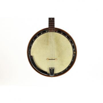 Custom 1930's Epiphone Mayfair Tenor Banjo with Hard Case