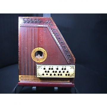 Custom Antique Oscar Schmidt  Auto Harp - Zither Ready to Play as-is