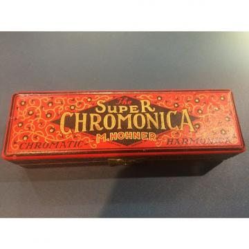 Custom Vintage? Hohner 270BX-C Super Chromonica Harmonica - Key of C