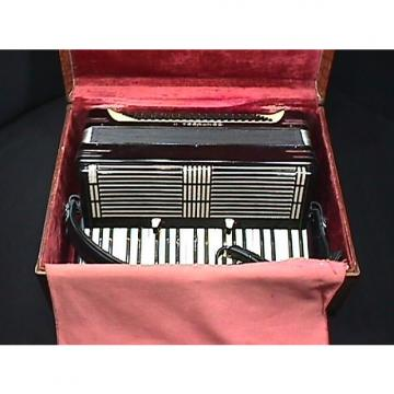 Custom Vintage Italian Made Contessa II 120 Bass Accordion in it's Original Case & Ready to Play as-is