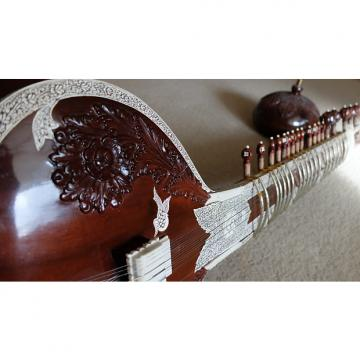Custom SITAR worth $1400 VAL-KREE Zā Lä Thü ships from Alabama MMAO