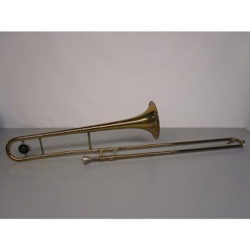 Custom King Cleveland 605 Trombone, Bach 6 1/2 AL Mouthpiece, Hard Case