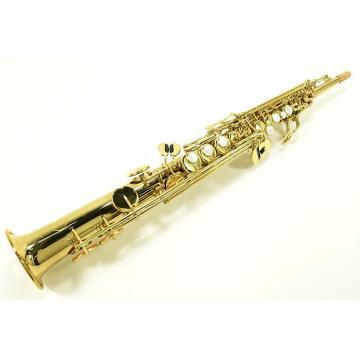 Custom Yamaha YSS-62 Soprano Saxophone