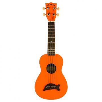 Custom Makala MK-SD/OR Soprano Ukulele