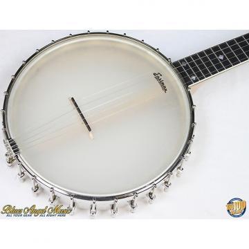 Custom Eastman EBJ-WL1 Open Back Banjo w/HSC, Gorgeous Looks & Tone, NEW! #28747