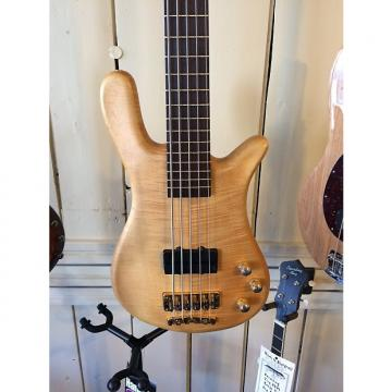 Custom Warwick Streamer Pro M 5 String Bass