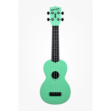Custom Kala-Waterman Ukulele (KA-SWB-GN), Sea Foam Green/Matte