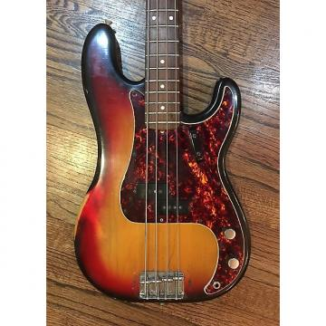 Custom Fender Precision Bass 1972 Sunburst
