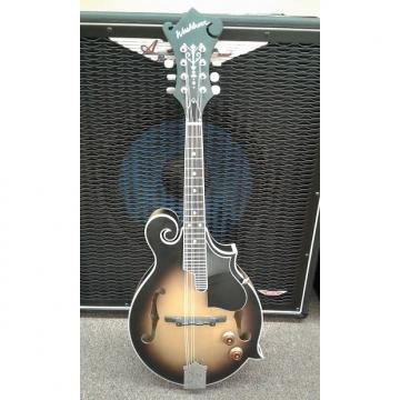 Custom Washburn M3EK Electric Mandolin W/Gig Bag 2015 2 Color Sunburst