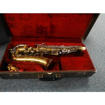Custom Buescher 400 older alto sax