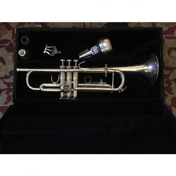 Custom Bach TR200 Silver Trumpet