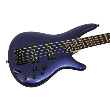 Custom Ibanez SR305EB Navy Metallic Electric Bass