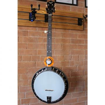 Custom Recording King Dirty 30's Resonator Banjo 2016 Sunburst