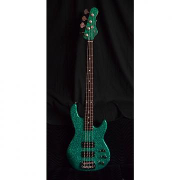 Custom G&L L-2000 Bass Guitar Turquois Metallic Flake With OHSC