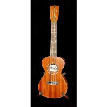 Custom Ohana CK-28 Limited Edition Solid Mahogany Vintage Nunes Style Concert Ukulele