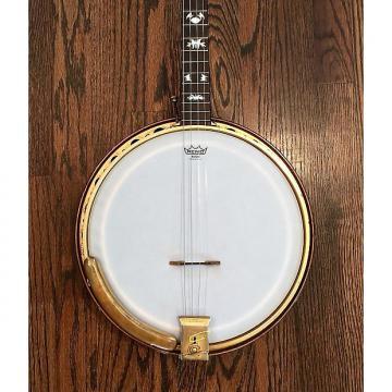 Custom 1928 Paramount Style F Banjo