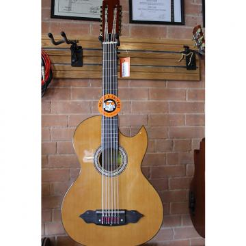 Custom Lucida Bajo Sexto - Acoustic/Electric 2016 Natural