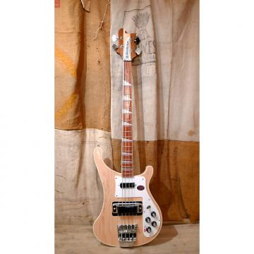 Custom Rickenbacker 4003 2016 Mapleglo