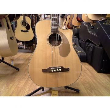 Custom Fender Kingman Bass SCE