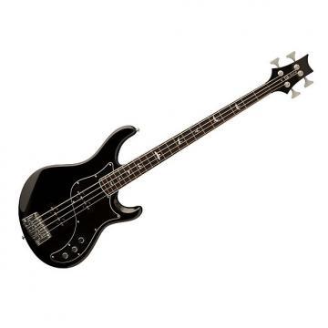 Custom Paul Reed Smith PRS SE Kestrel Bass w/ Gig Bag - Black/Rosewood - KE4BL GENTLY USED