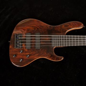 Custom Sadowsky NYC fretless 5-24 (#7582)