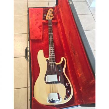 Custom Fender Precision 1972 American See through Blonde ALL ORIGINAL VINTAGE RARE