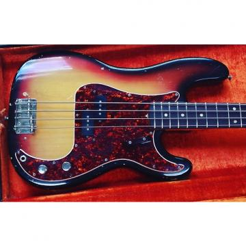 Custom 1971 Vintage Fender Precision Bass 8lbs 6.4oz