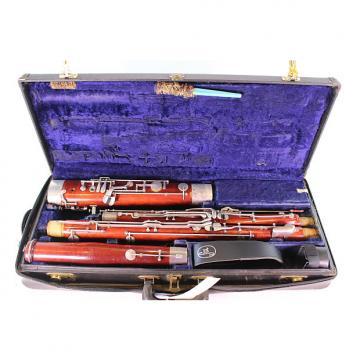 Custom Fox 101 Professional Bassoon EXCELLENT! SUPERB!