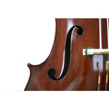 Custom Wan Bernadel 3/4 Size Upright Bass 2013 Dark Brown Stain