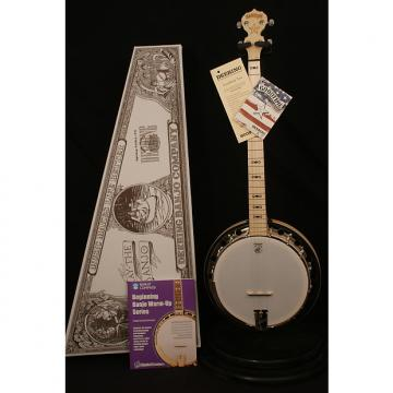 Custom Brand NEW Deering Goodtime 2 5 string resonator banjo with Geoff Hohwald instruction