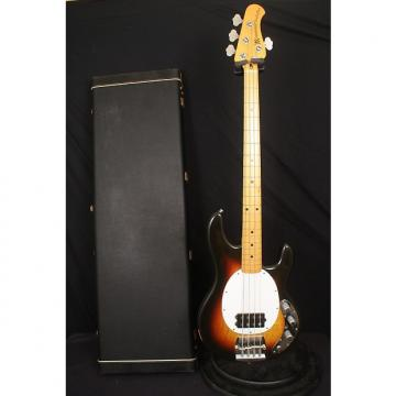 Custom 1976 Pre Ernie Ball Music Man Stingray bass guitar Fender era +original hardshell case w/ case key!