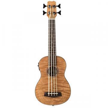 Custom Islander PAKO-FM Flame Mahogany Guitarlele