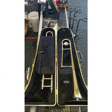 Custom King 606 Trombone w/ Bach 6 1/2 AL MPC and case