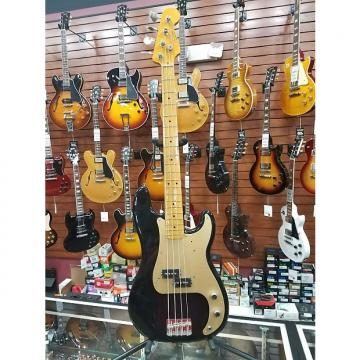 Custom Fender 50's Precision Bass 2015 Black