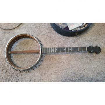 Custom Vega Style N banjo & parts 1920s30s40s? FREE SHIPPING