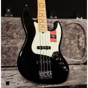 Custom Fender American Professional Jazz Bass 2016 Black