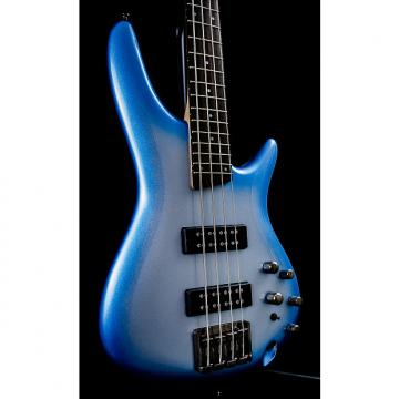 Custom Ibanez SR300E SMB 4 String Electric Bass in Seashore Metallic Burst