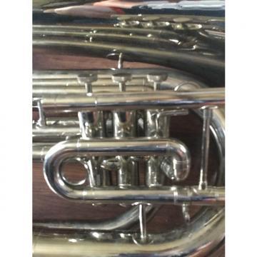 Custom Schiller Marching tuba  2016 Silver