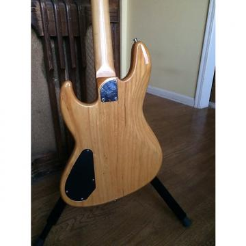 Custom Fender  Jazz JBR80-M 1988 Natural Ash