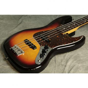 Custom Fender Japan Jazz Bass JB62-US 3TS