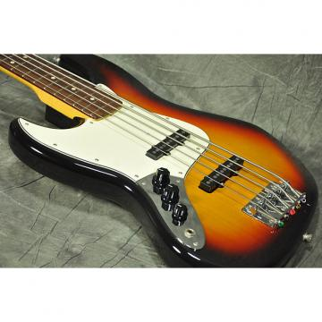 Custom Fender Japan Jazz Bass JBV Lefty 3TS