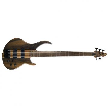 Custom Peavey Grind Bass 5 NTB 5-String Neck-Thru Electric Bass 2017 Natural