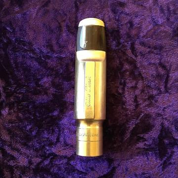 Custom Otto Link Florida No USA 7* tenor saxophone mouthpiece perfected by Dr James Bunte