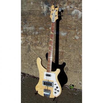 Custom Rickenbacker 4001 1979 Mapleglo