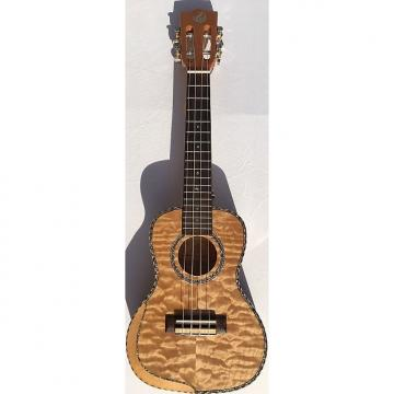 "Custom Grape ARS-05 24"" Arm-rest Premium Ukulele - Cloud Maple"
