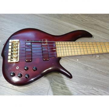 Custom F bass  Fbass bn6 1997 (RED)