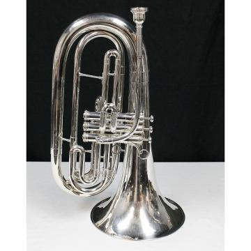 Custom Vintage 1975-1980 Era King 1124 Mellophone with Case & Schilke 50 Mouthpiece!