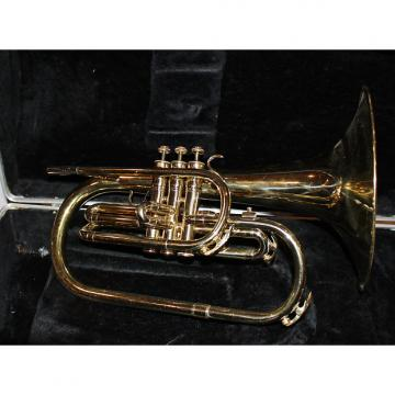 Custom King 1120 Marching Mellophone